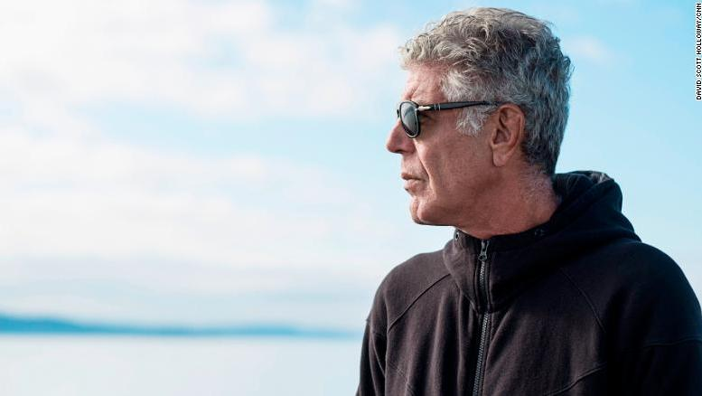 Anthony Bourdain Suicide