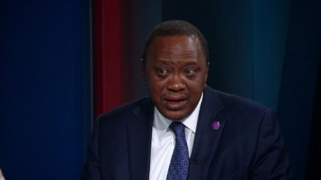 President: Gay rights 'of no importance' in Kenya