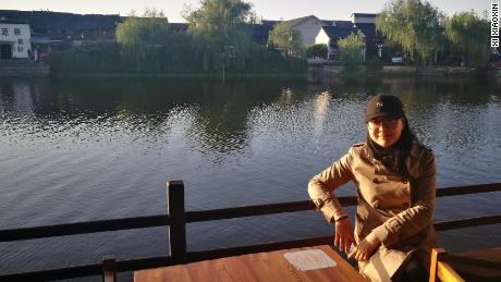 Xi Xiaoxin, 35, never thought she would have trouble conceiving but has just started her first round of IVF.