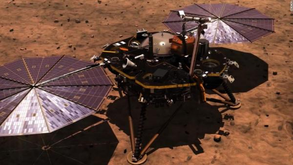 What's the weather on Mars? InSight can tell you every day ...
