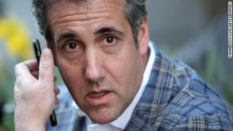 Inside Michael Cohen's aggressive pitch promising access to Trump