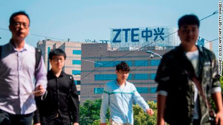 Congress won't reinstate penalties on ZTE