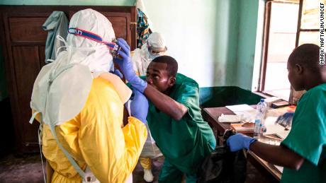 WHO raises Ebola health risk to 'very high' in DR Congo, not yet international emergency