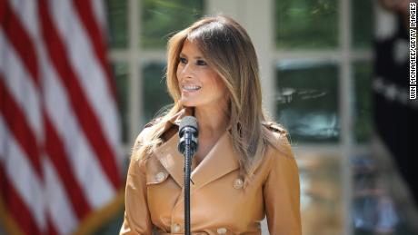 Melania Trump expected to attend Gold Star event at White House