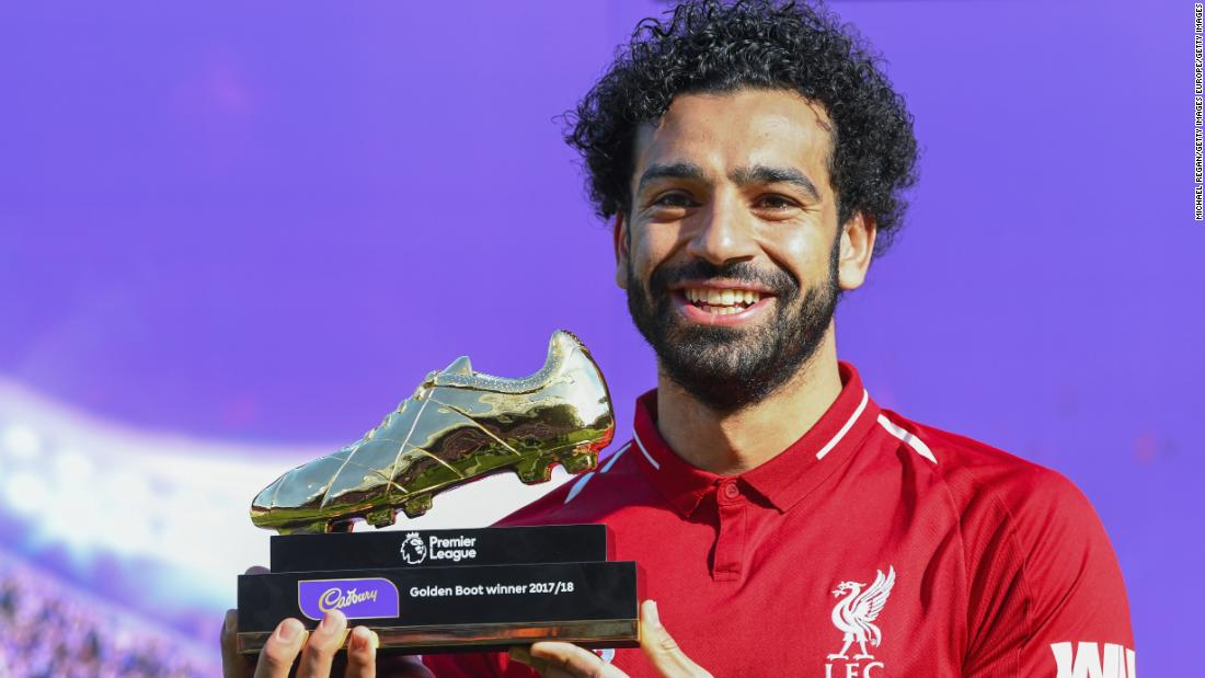 Salah Says He Always Wanted A Return To Premier League