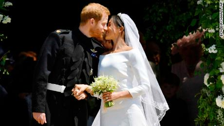 Royal wedding: Meghan Markle and Prince Harry are married