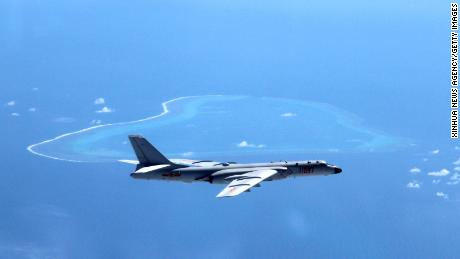 US plans 'steady drumbeat' of exercises in South China Sea, Mattis says