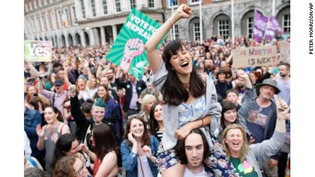 Irish abortion vote puts pressure on UK government