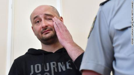 Staged 'murder' of Russian journalist comes at a heavy price
