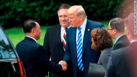 Exclusive: Pompeo says no timeline on North Korea negotiations