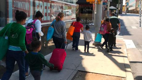 Mom and 4 children forced to separate after seeking asylum ...