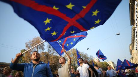 Europe is on the verge of a big new crisis, just six years after the last one