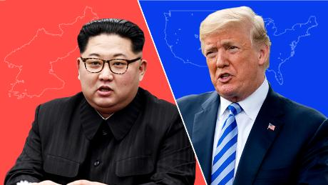 Trump demands credit for getting along with Kim Jong Un