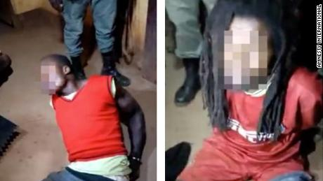 Cameroon security forces torturing English speakers, Amnesty says