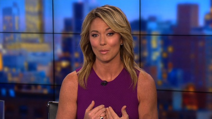 why cnn anchor told colleague her salary