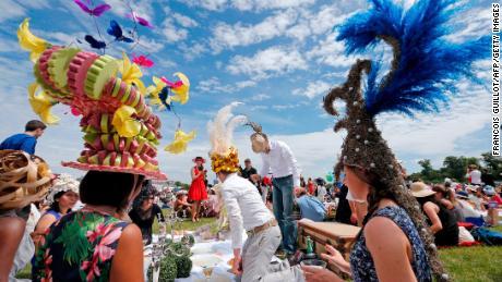 Prix de Diane Longines: The most elegant garden party in the world?