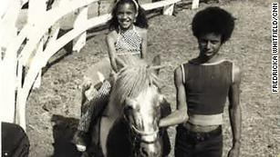 Two powerful life lessons a CNN anchor learned through horseback riding.