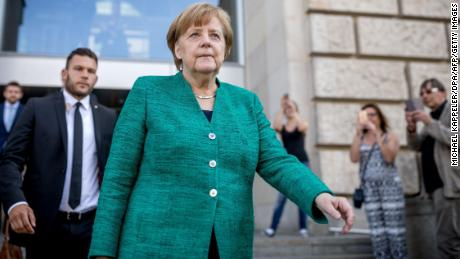 Germany's Merkel given ultimatum by interior minister over migration policy