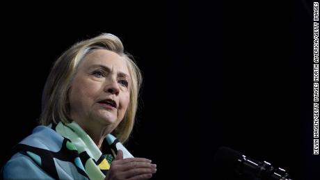 Hillary Clinton says Europe needs to curb migration to counter nationalism