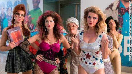 Season 3 moves the setting of 'GLOW' to Las Vegas.