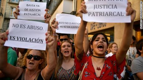 Spain might be next to criminalize sex without affirmative consent