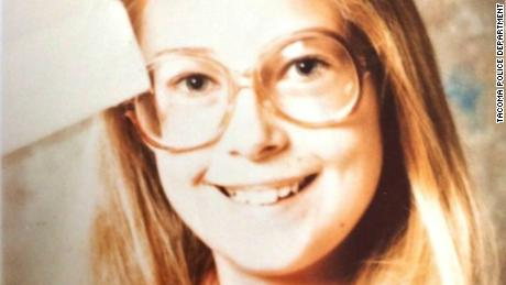 Michella Welch, 12, was slain in 1986. Her alleged killer was finally arrested in June.