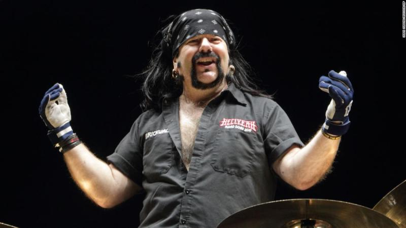 """<a href=""""https://www.cnn.com/2018/06/23/entertainment/pantera-vinnie-paul-dead/index.html"""" target=""""_blank"""">Vinnie Paul</a>, drummer and founding member of the metal band Pantera, died at the age of 54, the band announced on Facebook on June 22."""