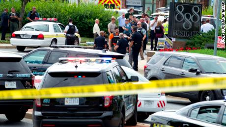 What we know about the Annapolis newspaper shooting