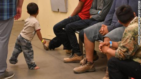 100 children moved back to controversial Clint, Texas, border facility