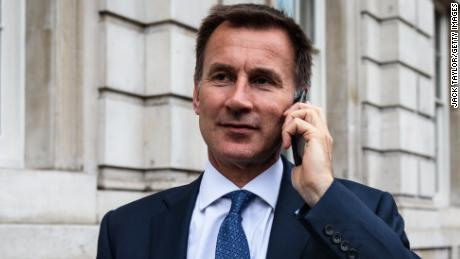 Jeremy Hunt says the UK's influence in Riyadh would fall if it stopped selling arms.