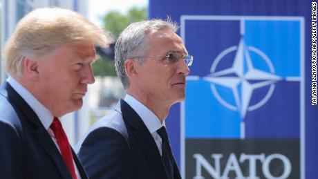 Trump's barrage of attacks 'beyond belief,' reeling NATO diplomats say