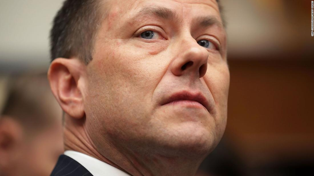 Photo of Peter Strzok alleges federal authorities violated his rights in new courtroom submitting