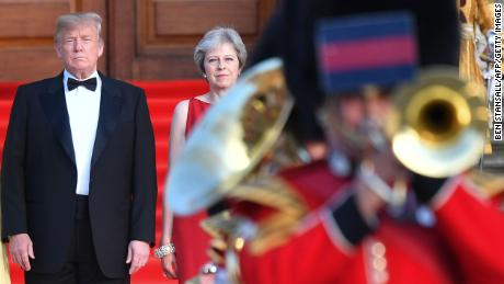 Trump criticizes British PM Theresa May over Brexit deal