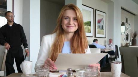Alleged Russian agent Maria Butina sentenced to 18 months in prison on conspiracy charge
