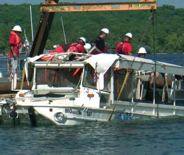 Duck Boat Operator Sued For  Million