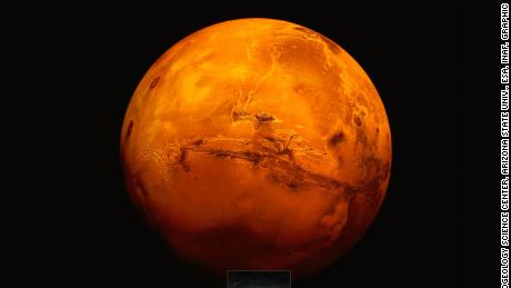 Mars could have salty ponds next to its underground lake, increasing the possibility of Martian life