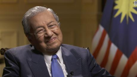 Malaysian PM Mahathir: 'Most of the top echelons in the government are corrupt'
