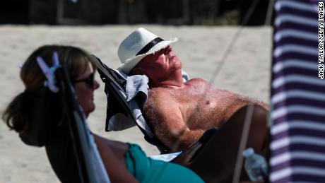UK summers could be over 5 degrees Celsius hotter by 2070