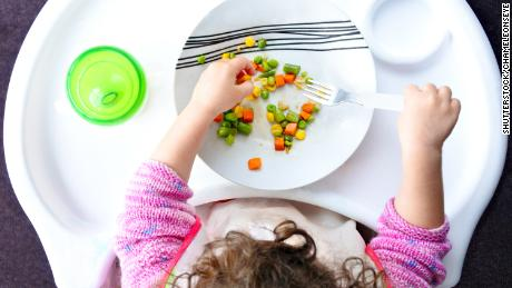 Q: Am I a bad parent if my kids don't eat 5 servings of fruit and vegetables every day?