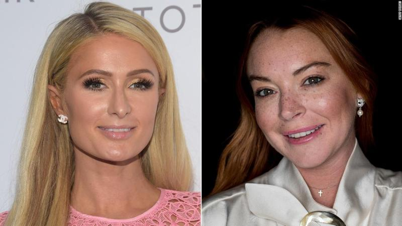 """Paris Hilton, left, and Lindsay Lohan's beef dates back to 2006 when Lohan was <a href=""""https://people.com/celebrity/lindsay-gets-cozy-with-pariss-ex/"""" target=""""_blank"""">reportedly linked to Hilton's ex, Greek shipping heir Stavros Niarchos. </a>There was shade over the years with Lohan remarking on Hilton's famous sex tape that same year and Hilton joking about Lohan """"stealing the earrings"""" in 2011. In July 2018 Hilton started fans buzzing again about their frenemy status after she called Lohan a """"pathological liar"""" on social media."""