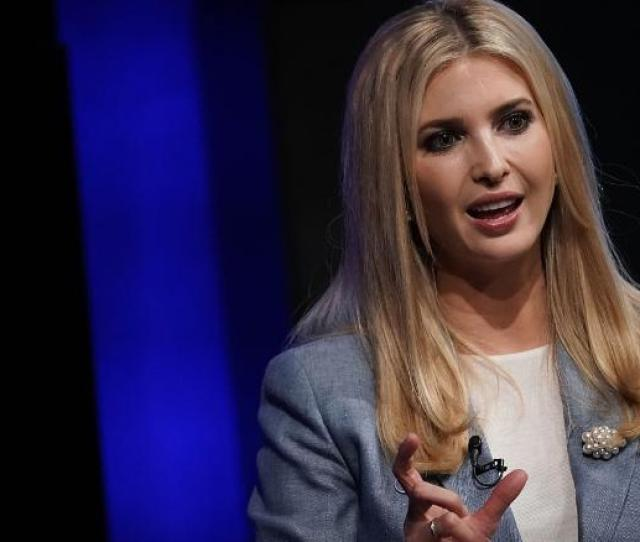 Ivanka Trump Family Separations A Low Point