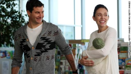 New Zealand PM Ardern back to work six weeks after having baby