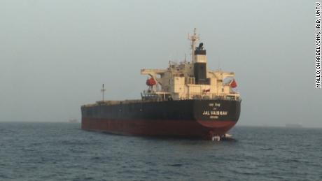 Iran says it held military exercises in Strait of Hormuz