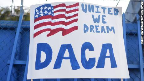 Appeals court says administration can't end DACA, Trump says it sets up Supreme Court fight