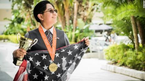 Kevin Dimaculangan is the second competitor in a row from Team USA to win the Microsoft Excel World Championship.