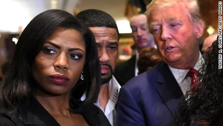 Image result for omarosa manigault