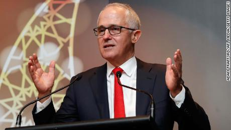 Australia's Malcolm Turnbull survives leadership challenge -- for now