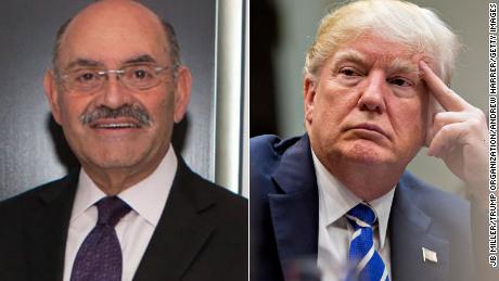 Pressure mounts on Trump Organization CFO to cooperate against Donald Trump