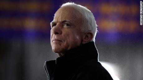John McCain was viewed by many Russians as the ultimate Cold Warrior.
