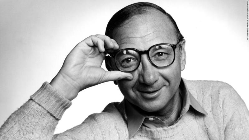 "<a href=""https://www.cnn.com/2018/08/26/entertainment/neil-simon-playwright-dies/index.html"" target=""_blank"">Neil Simon</a>, the playwright and screenwriter whose indestructible comedies -- including ""The Odd Couple,"" ""Barefoot in the Park,"" ""The Sunshine Boys"" and ""Brighton Beach Memoirs"" -- made him one of the most successful writers in American history, died on August 26. He was 91."